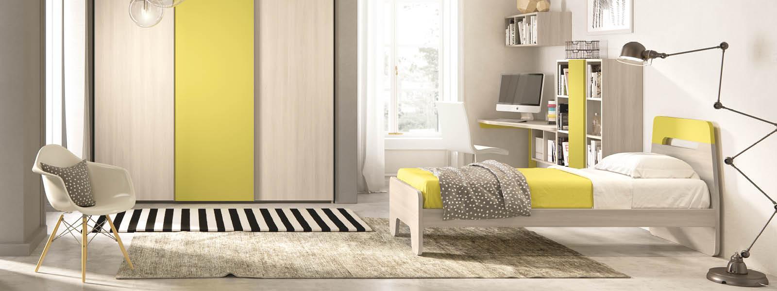 Letti ragazzi prezzi elegant kit offerta singolo rete in - Ikea bari camerette ...